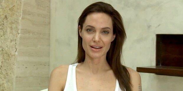 Windpocken! Angelina Jolie erkrankt