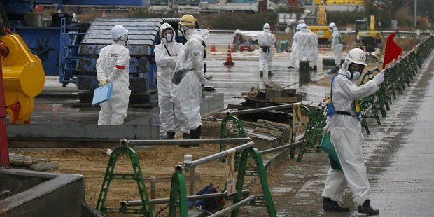 Fukushima: Erster Reaktor ist gesäubert