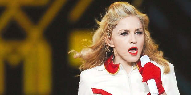 Madonna: Weihnachts-Geschenk für Fans