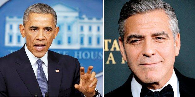 George Clooney gegen Sony-Hacker