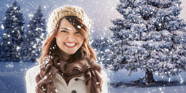 Nach Weihnachten kommt der Schnee