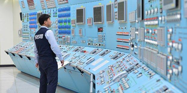 Drei Tote nach Gasleck in Atomkraftwerk