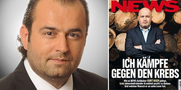 Kurt Kuch: Politik über Tod betroffen