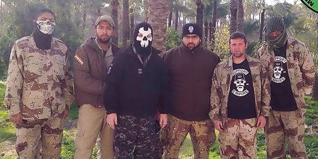 Austro-Rocker im Krieg gegen ISIS