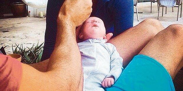 Panettiere & Klitschko: Foto zeigt Baby Kaya