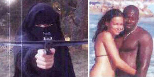 Terror-Patin hetzt in ISIS-Magazin