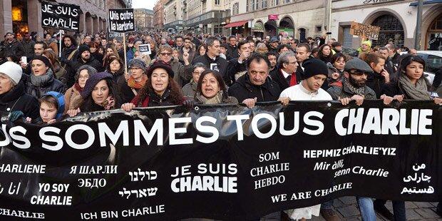 1,5 Millionen gedenken den Terror-Opfern