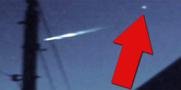 Video: UFO über Kalifornien gesichtet?