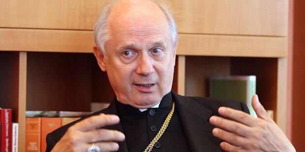 Grazer Bischof Kapellari tritt zurück