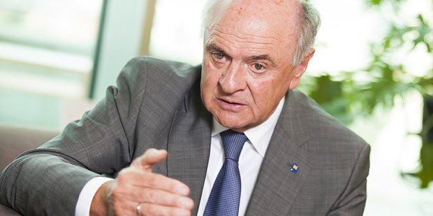 Hypo: Pröll will jetzt Geld von Schelling