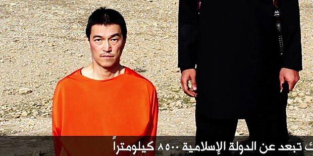 ISIS: Auch zweite japanische Geisel geköpft