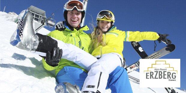 Skiurlaub für 2 Personen