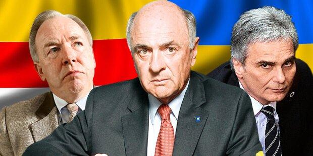 Letzte Umfrage vor Wahl-Krimi