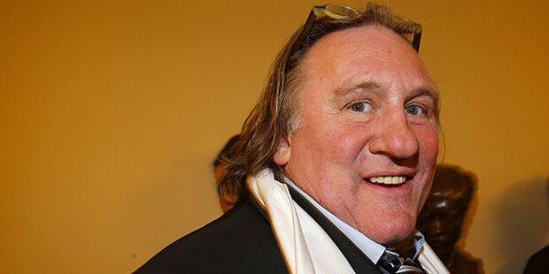 Depardieu: Putin ist wie Johannes Paul II.