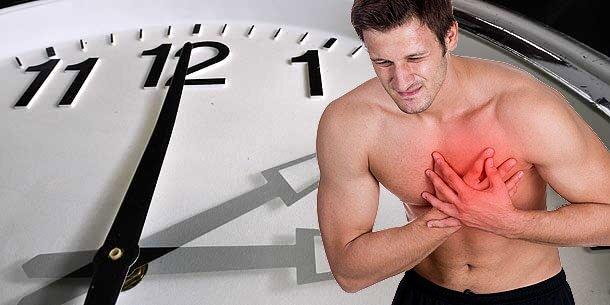 Mehr Herzinfarkte nach Zeit-Umstellung