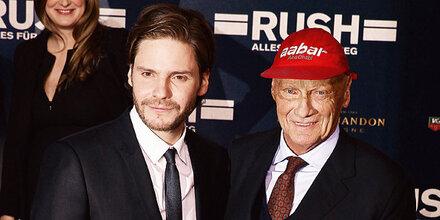 Lauda will Golden Globe