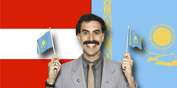 Borat hat bei Oscars Gag-Verbot