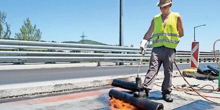 Sanierung der Anschlussstelle A1 Salzburg Nord startet