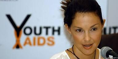 Ashley Judd ist Botschafterin für YouthAIDS