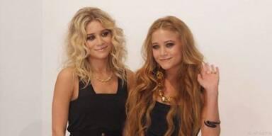 Ashley und Mary-Kate Olsen ziehen junge Leute an