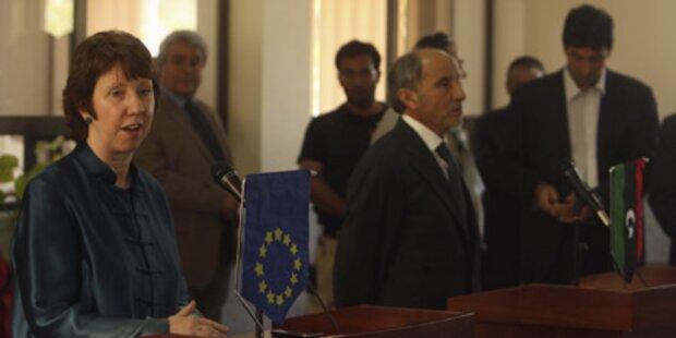 EU eröffnet Büro in Bengasi