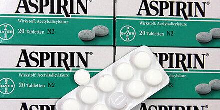 Aspirin-Engpass in Österreich
