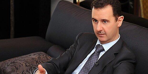 Diktator Assad verliert seinen Premierminister
