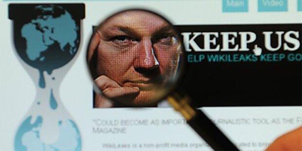 Assange immer weiter unter Druck