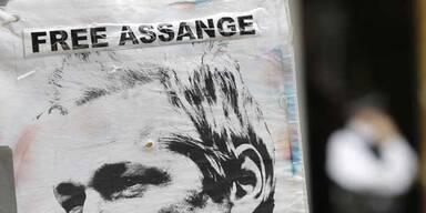 Assange-Anhänger legen Webseiten lahm