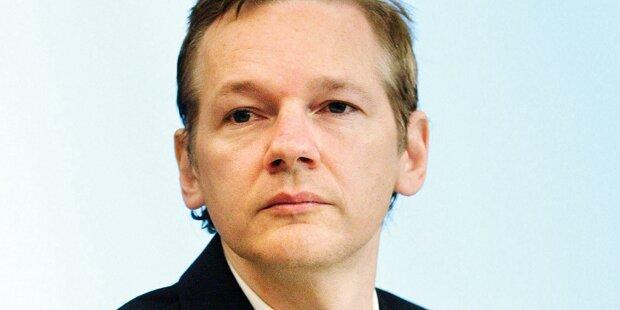 Assange live im Austro-TV