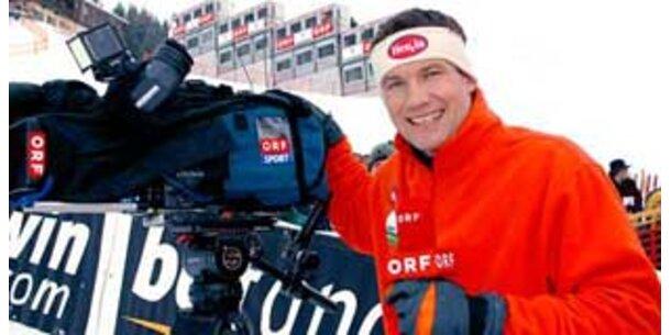 Assinger trainiert 2009 Ski-Promis