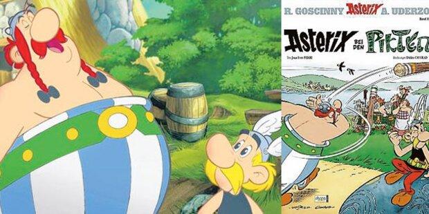 Neuer Asterix-Band ist endlich da