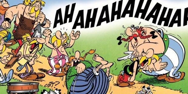 Asterix & Obelix mit neuem Zeichner