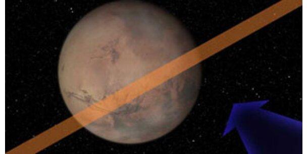 Asteroid rast an Erde vorbei