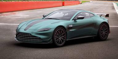 Aston Martin bringt den Vantage F1 Edition