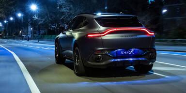 DBX soll Aston Martin aus der Krise fahren