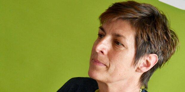 Astrid Rössler kandidiert wieder