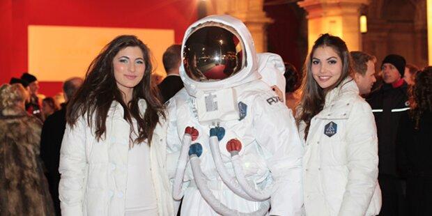 Rätsel um Ball-Astronaut ist gelöst