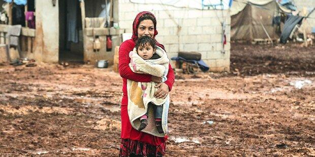 Asyl: Anstieg um 161 Prozent