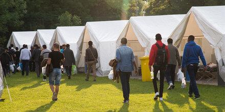 Feste Unterkünfte für Asylwerber