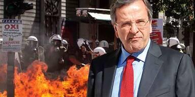 Griechen in 6 Wochen pleite