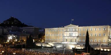 Athen Griechenland Parlament 610 Px