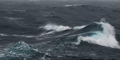 Atlantik Wellen