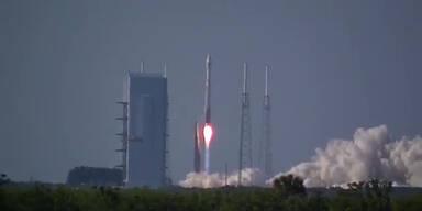 Atlas V Rakete erfolgreich gestartet