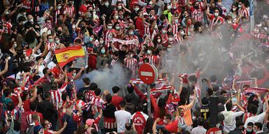 Tragisch: 14-jähriger Fan stirbt bei Atletico-Feier