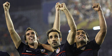 Athletic gegen Atletico im EL-Finale