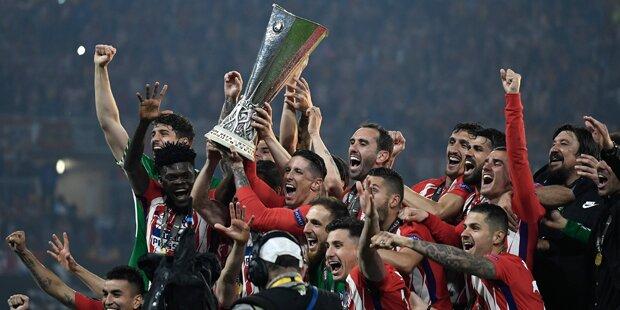 Griezmann schießt Atletico zum Sieg