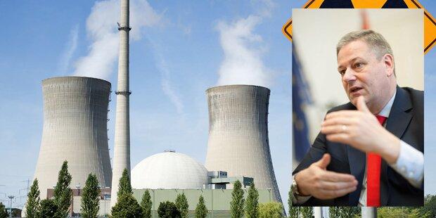 Österreich gegen Junckers Atompaket