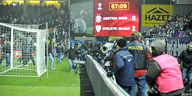 UEFA bestraft Austria mit zwei Geisterspielen