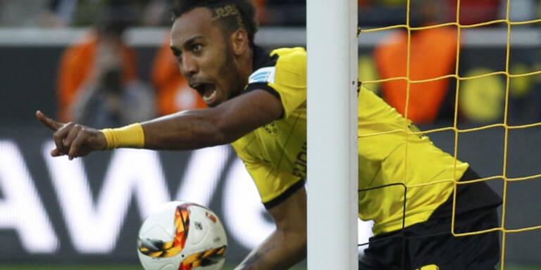 2:2! Aufsteiger Darmstadt schockt BVB